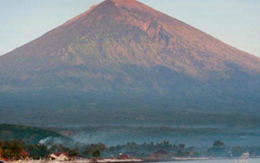 Villa Disewakan Bali - News - Gunung Agung Yang Perkasa