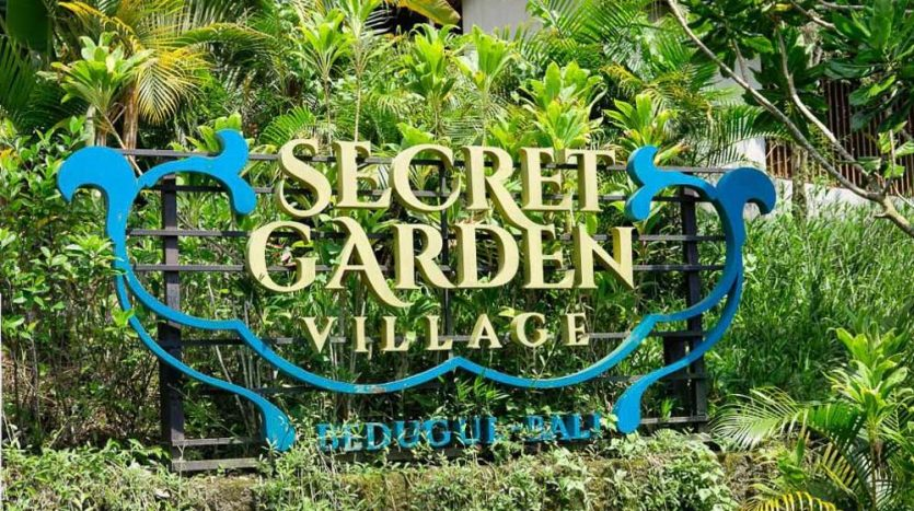 Villa Disewakan Bali - News - Liburan Edukasi di Secret Garden Village