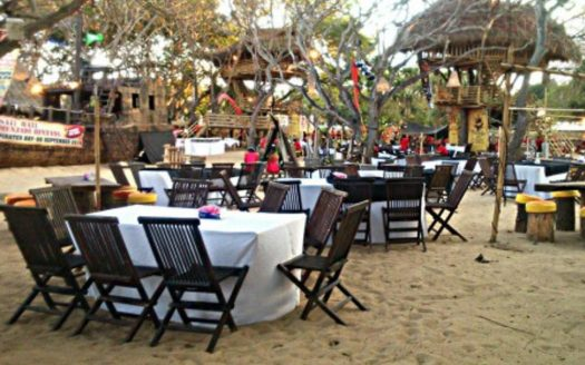Villa Disewakan Bali - News - Restoran The Pirates Bay